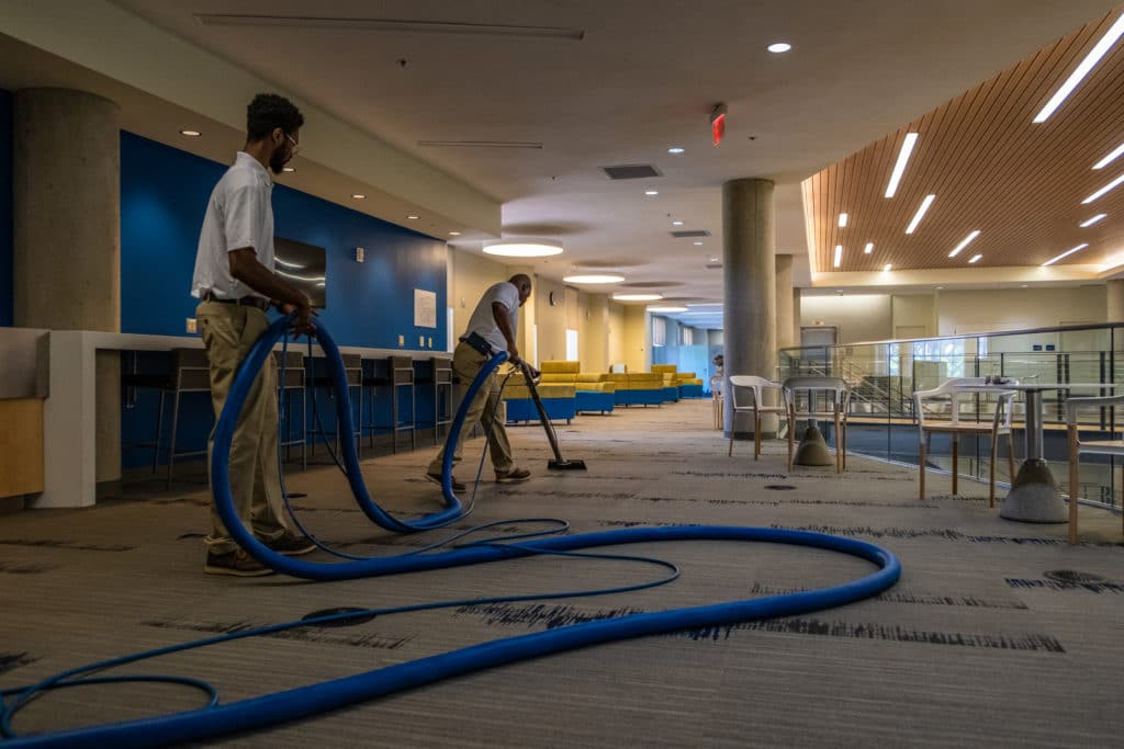 Fredericksburg commercial cleaning services